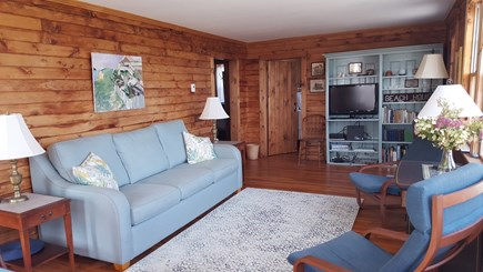 Sagamore Beach Sagamore Beach vacation rental - Living room, with flat screen TV