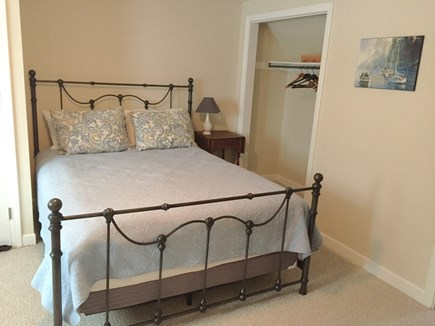 Harwich Cape Cod vacation rental - 2nd bedrm on upper flr w. queen & bonus area for a crib / air mat