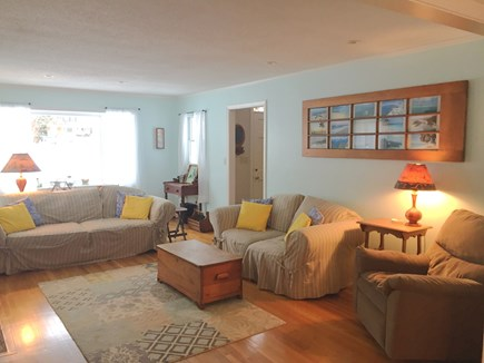 Harwich Cape Cod vacation rental - Main Living Area
