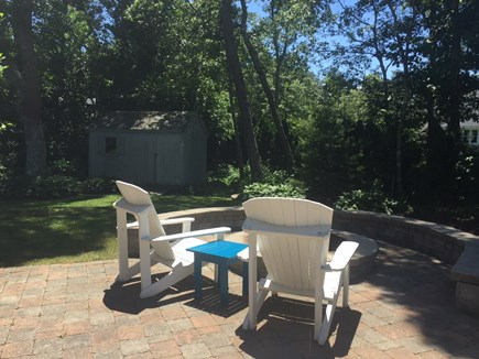 Harwich Cape Cod vacation rental - Lovely Fire Pit Area to Enjoy