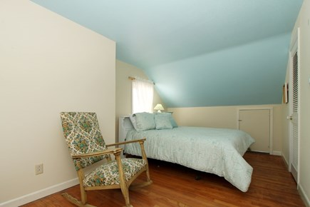 East Brewster Cape Cod vacation rental - 2nd floor bedroom with double and pull out single