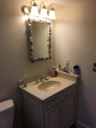 Orleans Cape Cod vacation rental - New Bathroom Vanity