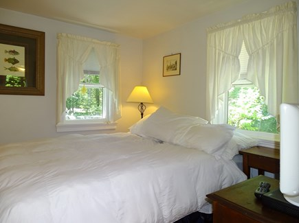 Orleans Cape Cod vacation rental - Queen size master