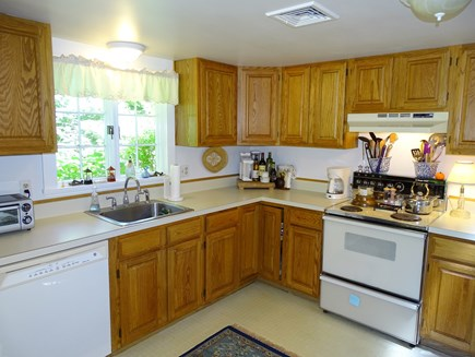 Orleans Cape Cod vacation rental - Kitchen with all appliances
