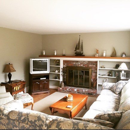 Eastham Cape Cod vacation rental - Living Room - 1st floor