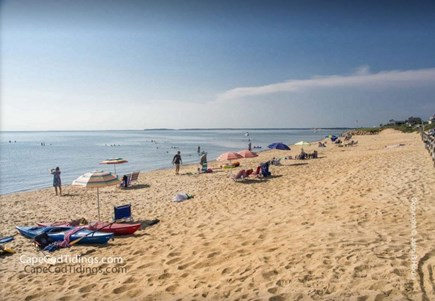Eastham Cape Cod vacation rental - Nearby beach
