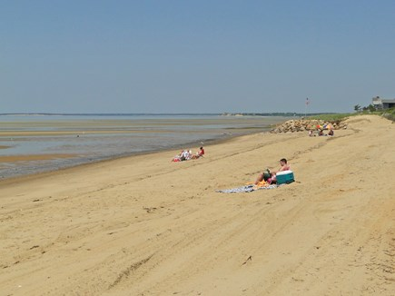 Eastham Cape Cod vacation rental - Beautiful Cooks Brook Beach on Cape Cod Bay is 1.3 miles away