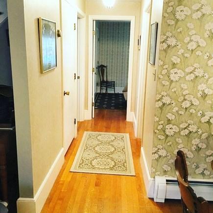 Eastham Cape Cod vacation rental - First floor hallway