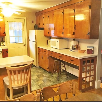 Eastham Cape Cod vacation rental - Kitchen View 1