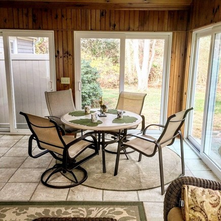 Eastham Cape Cod vacation rental - Great Back Room for Large Groups