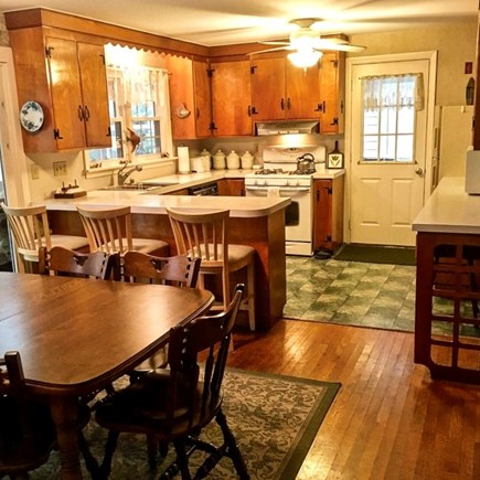 Eastham Cape Cod vacation rental - Kitchen for hosting BIG groups