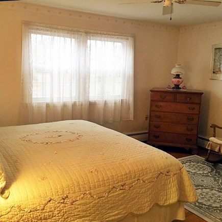 Eastham Cape Cod vacation rental - First floor Bedroom - King Bed