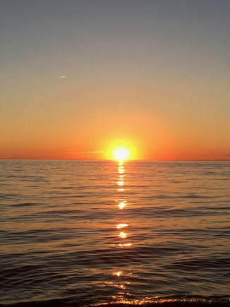 Eastham Cape Cod vacation rental - Breathtaking Sunsets only one Mile up the Road