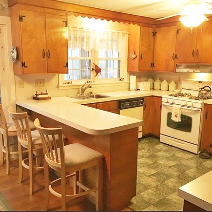 Eastham Cape Cod vacation rental - Kitchen View 2