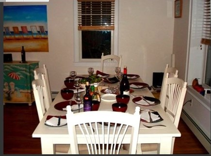 Hyannis Cape Cod vacation rental - Ready for dinner guests!