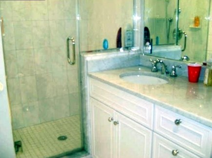 Hyannis Cape Cod vacation rental - Master bath but access to all