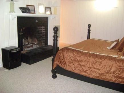 Hyannis Cape Cod vacation rental - Downstairs King room.... Bobopedic !