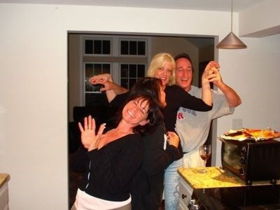 Hyannis Cape Cod vacation rental - Wine tasting nite, lol