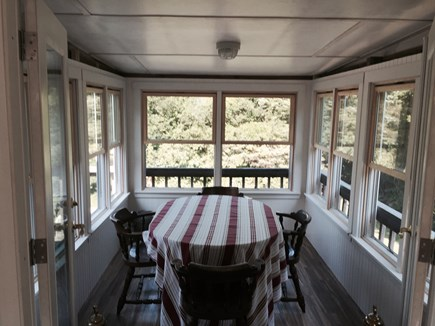 East Dennis Cape Cod vacation rental - Porch