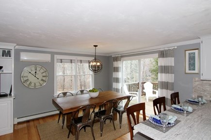 Eastham Cape Cod vacation rental - Plenty of room for a family dinner