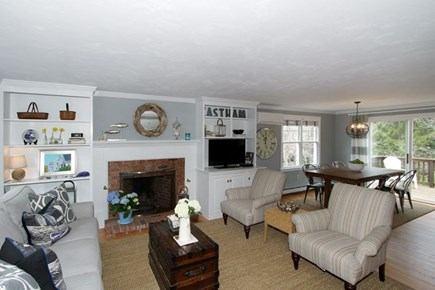 Eastham Cape Cod vacation rental - Enjoy the spacious living room