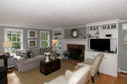 Eastham Cape Cod vacation rental - Beautifully furnished living area.
