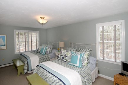 Eastham Cape Cod vacation rental - 2 full beds in this spacious bedroom