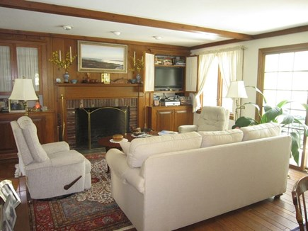 Orleans Cape Cod vacation rental - Lots of room to enjoy a family movie night