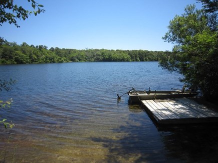 Orleans Cape Cod vacation rental - Relax and enjoy swimming in a beautiful lake