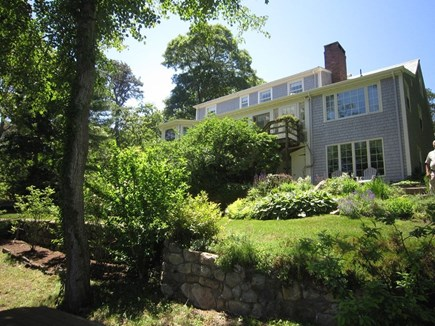 Orleans Cape Cod vacation rental - Beautiful grounds surround this vacation rental.