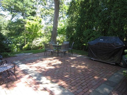 Orleans Cape Cod vacation rental - Wonderful patio area to enjoy a family BBQ