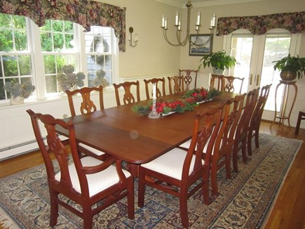 Orleans Cape Cod vacation rental - Sit down and enjoy dinner with the whole family in this wonderful