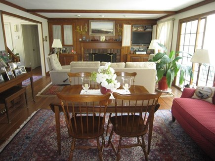 Orleans Cape Cod vacation rental - Spacious and bright living area