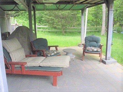 Wellfleet Cape Cod vacation rental - Patio