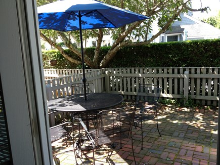 New Seabury, Mashpee New Seabury vacation rental - Front Patio