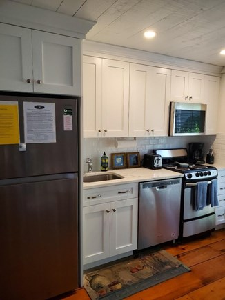 New Seabury, Mashpee New Seabury vacation rental - Newly Renovated Kitchen