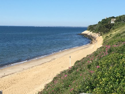 New Seabury, Mashpee New Seabury vacation rental - Our beautiful private deeded beach on Nantucket Sound