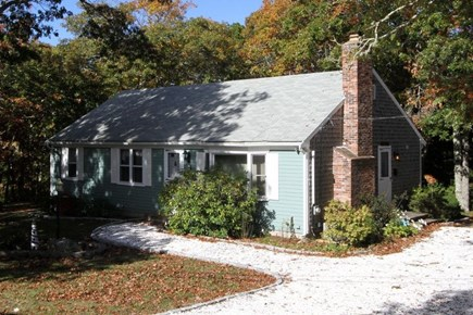 Brewster Cape Cod vacation rental - Peaceful Brewster location