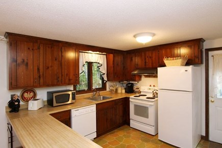 Brewster Cape Cod vacation rental - Full kitchen with all the amenities you need