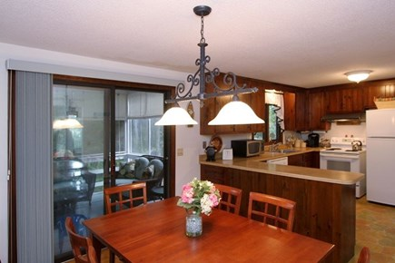 Brewster Cape Cod vacation rental - Lots of room at this dining room table for everyone