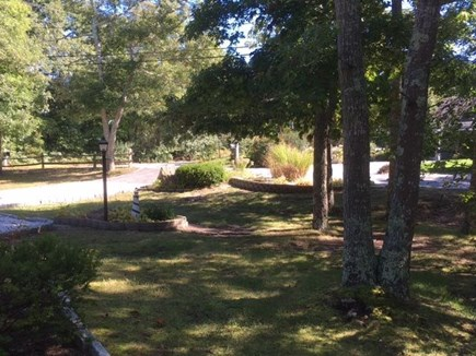 Brewster Cape Cod vacation rental - Spacious yard with lots of area to relax