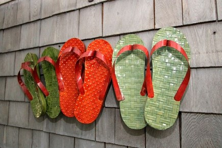 Brewster Cape Cod vacation rental - Summer days are made for flip flops