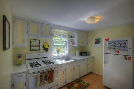 Orleans Cape Cod vacation rental - Fully-equipped kitchen for cooking and dining in.