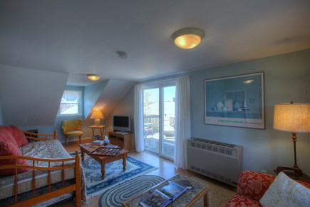 Orleans Cape Cod vacation rental - Day bed opens into two twin bed for additional sleeping.