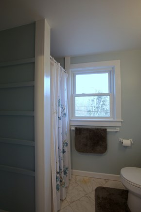 Orleans Cape Cod vacation rental - Walk in shower in the bathroom.
