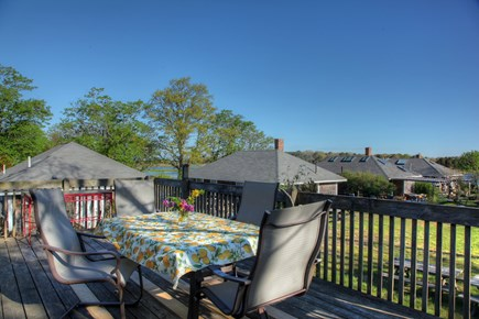 Orleans Cape Cod vacation rental - Fresh air grilling and dining on ample deck.