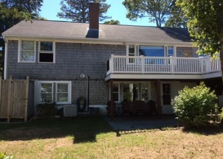 Harwich Cape Cod vacation rental - Walk out basement and a spacious back yard