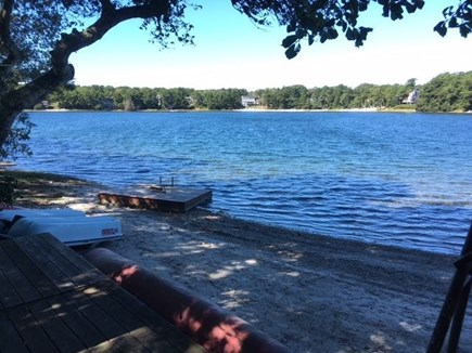 Harwich Cape Cod vacation rental - Peaceful Josephs Pond and the beach just steps away