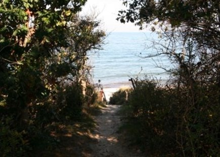 Brewster Cape Cod vacation rental - Short stroll to Grandfathers Beach