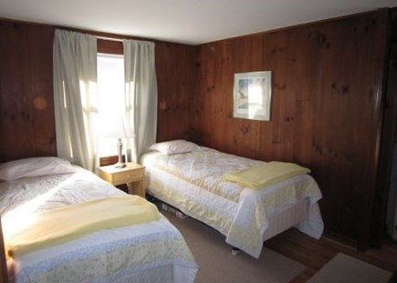 Brewster Cape Cod vacation rental - Plenty of room for two in this spacious bedroom.